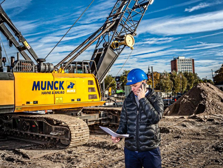 Ny aftale med Munck