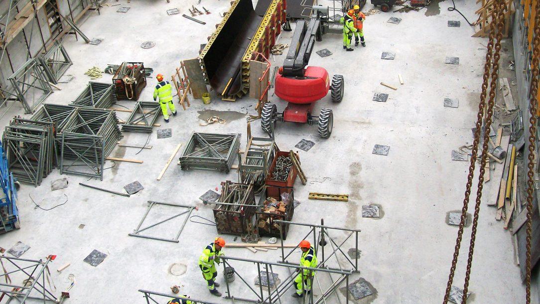 Kom til netværksmøde i Vi Bygger fyn med tema om Lean construction